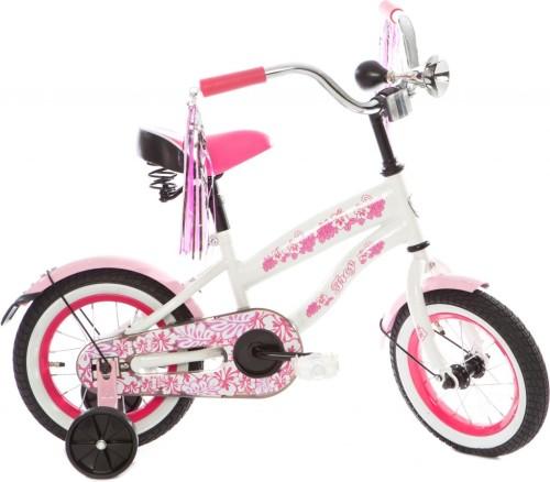 fiets-beachcruiser-meisjesfiets---wit---12-inch---troy[0]