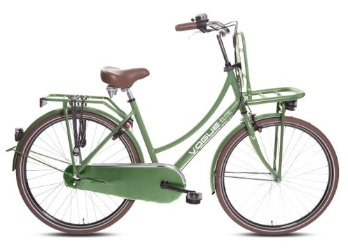 VOGUE ELITE 28 inch Groen LADY 57 3 versnellingen