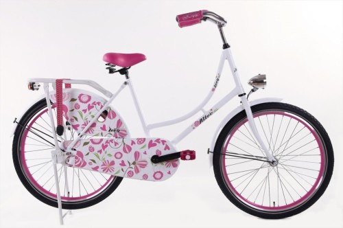 Altec-Zoey-24-inch-Roze-omafiets